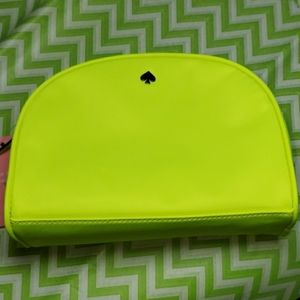 💚Kate Spade Dome Cosmetic Bag